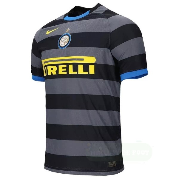 Vente Nike Third Maillot Inter Milán 2020 2021 Gris