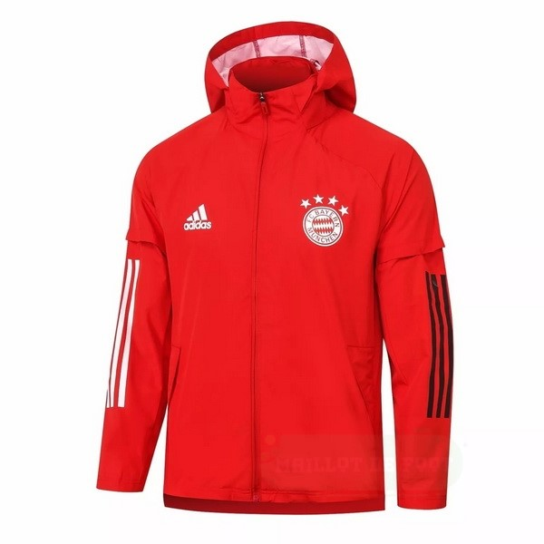 Vente adidas Coupe Vent Bayern Munich 2020 2021 Rouge
