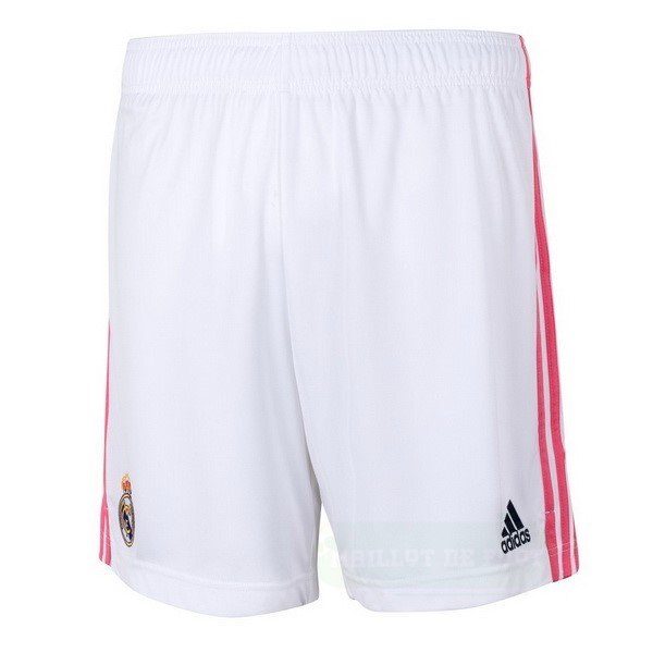 Vente adidas Domicile Pantalon Real Madrid 2020 2021 Blanc