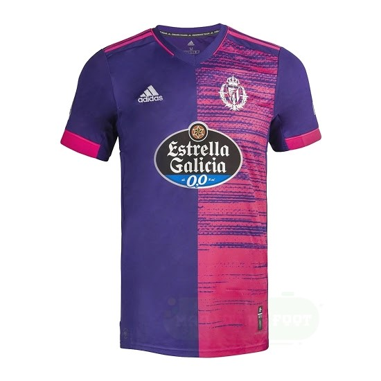 Vente adidas Exterieur Maillot Real Valladolid 2020 2021 Purpura