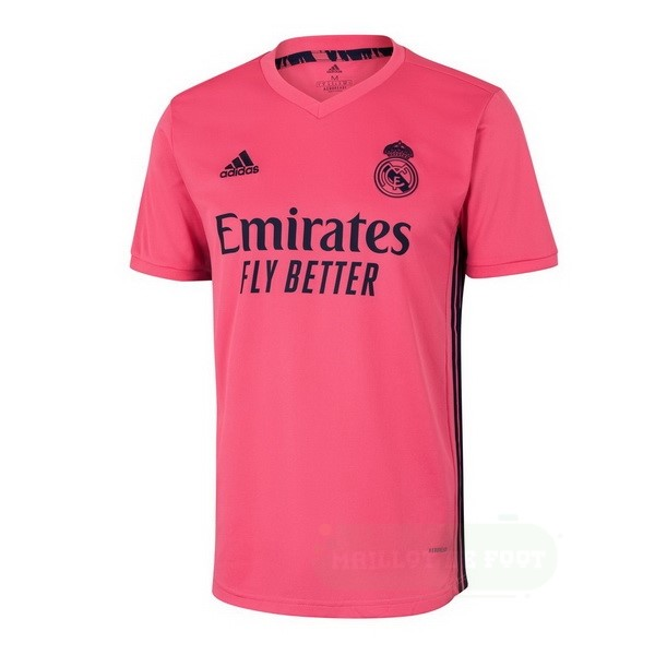 Vente adidas Thailande Exterieur Maillot Real Madrid 2020 2021 Rose