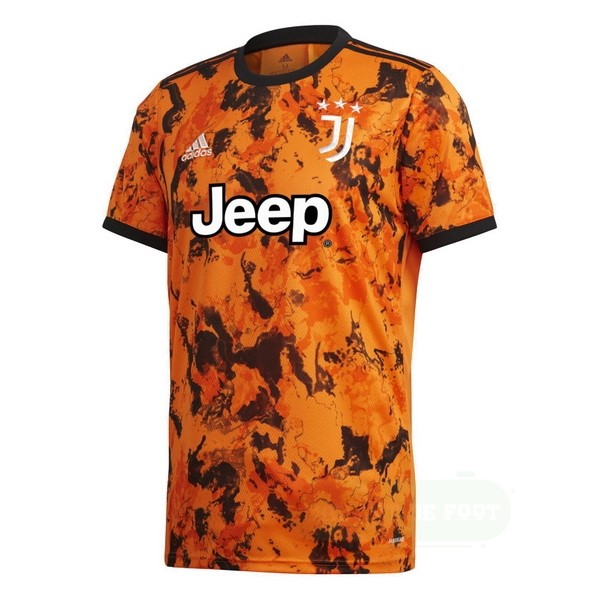 Vente adidas Third Maillot Juventus 2020 2021 Orange