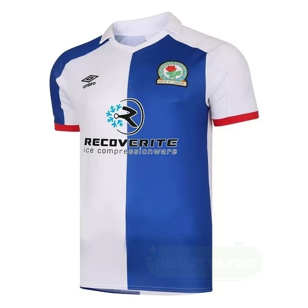 Vente umbro Domicile Maillot Blackburn Rovers 2020 2021 Bleu