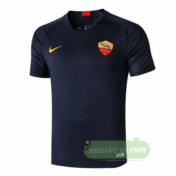 Vente Nike Entrainement AS Roma 2019 2020 Bleu Or