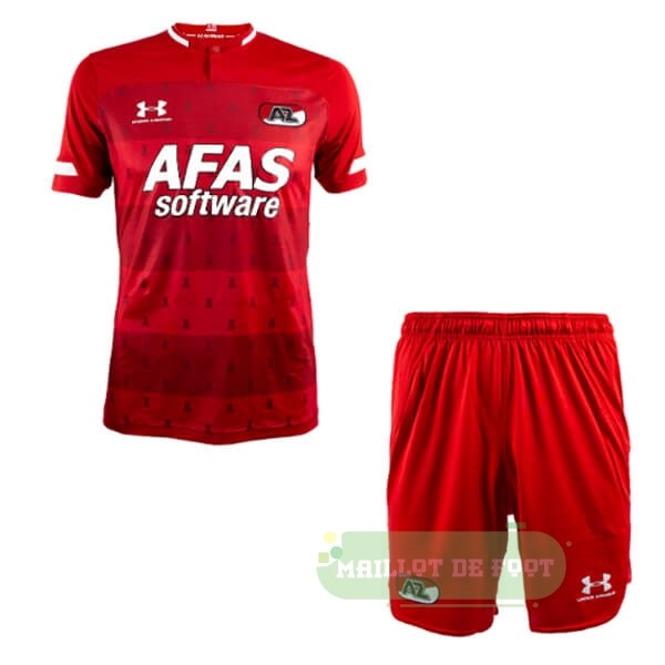 Vente Under Armour Domicile Ensemble Enfant Alkmaar 2019 2020 Rouge