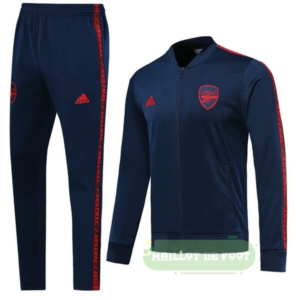 Vente adidas Survêtements Arsenal 2019 2020 Bleu Rouge