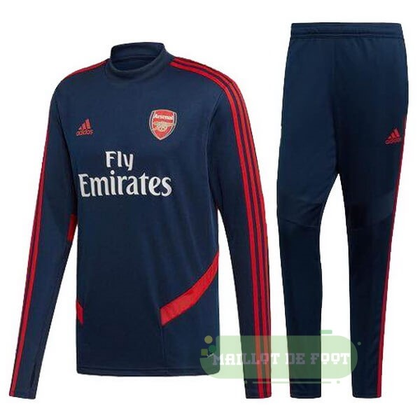 Vente adidas Survêtements Arsenal 2019 2020 Rouge Bleu