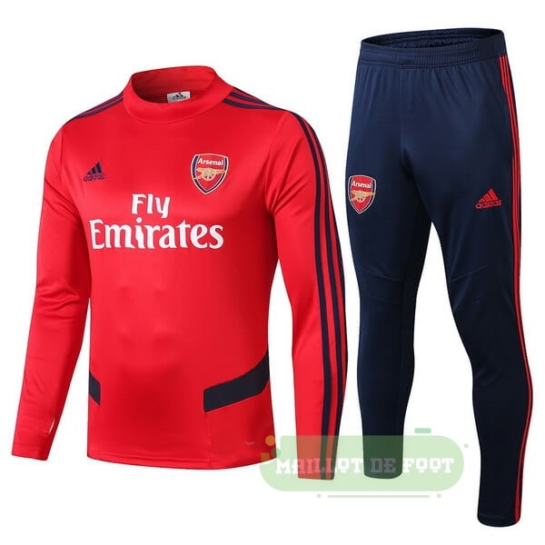 Vente adidas Survêtements Arsenal 2019 2020 Rouge Bleu Blanc