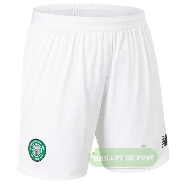 Vente New Balance Domicile Pantalon Celtic 2019 2020 Blanc