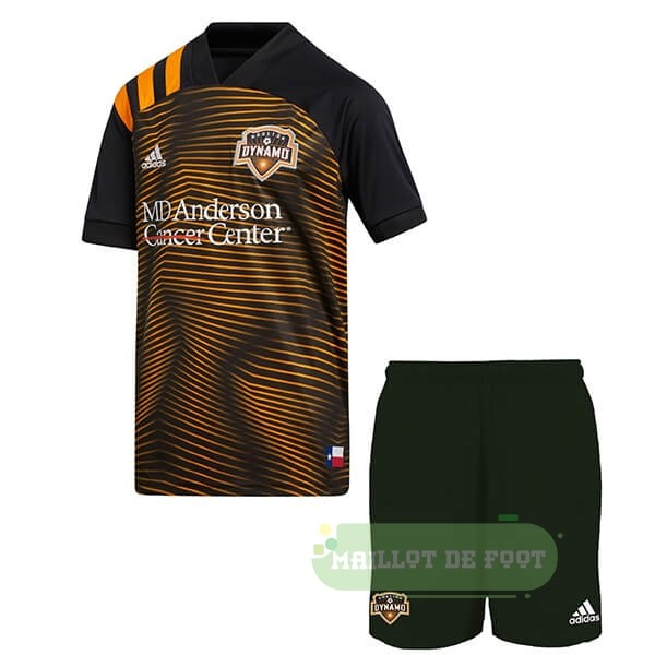 Vente adidas Exterieur Ensemble Enfant Dynamo de Houston 2020 2021 Orange