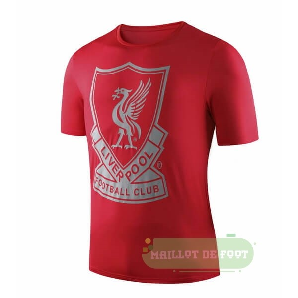 Vente New Balance Entrainement Liverpool 2019 2020 Rouge