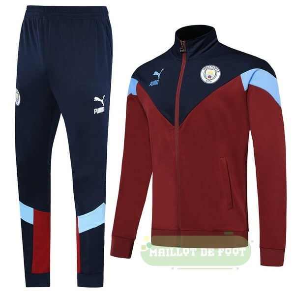 Vente PUMA Survêtements Manchester City 2019 2020 Bordeaux