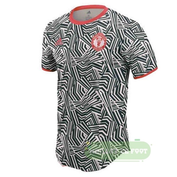Vente adidas Concept Maillot Manchester United 2020 2021 Gris
