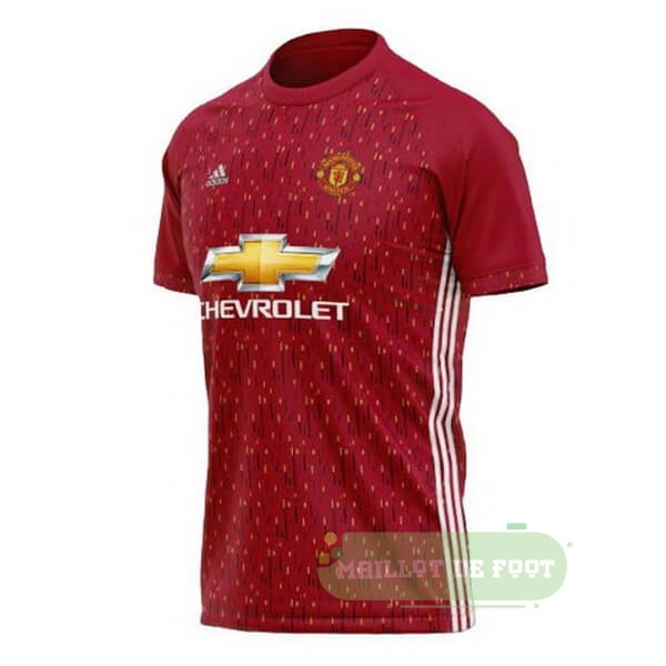 Vente adidas Concept Maillot Manchester United 2020 2021 Rouge
