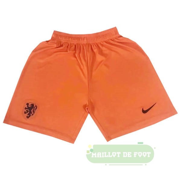 Vente adidas Domicile Pantalon Pays Bas 2020 Orange