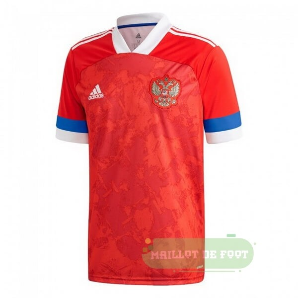 Vente adidas Domicile Maillot Russie 2020 Rouge