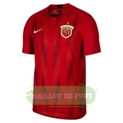 Vente Nike Domicile Maillot SIPG 2019 2020 Rouge