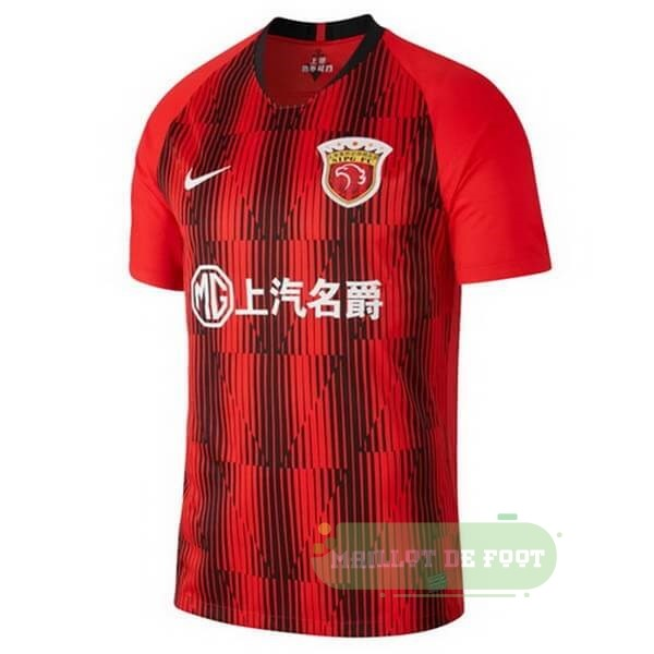 Vente Nike Domicile Maillot SIPG 2020 2021 Rouge