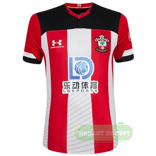 Vente Under Armour Domicile Maillot Southampton 2019 2020 Rouge Blanc