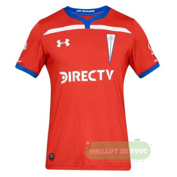 Vente Under Armour Exterieur Maillot CD Universidad Católica 2019 2020 Rouge
